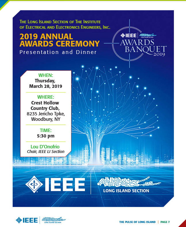 Mar 28, 2019 Awards Banquet