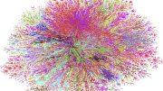 Internet Splat Map, by Steve Jurvetson